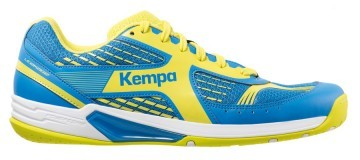Kempa Wing Ash Blue / Spring Yellow