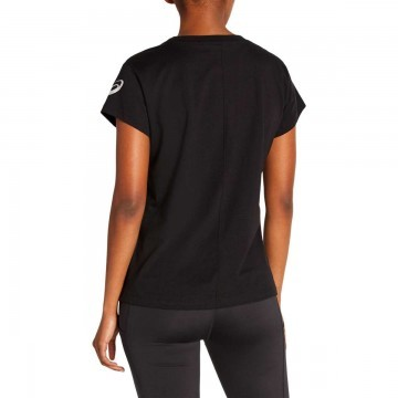 ASICS SMSB Graphic Tee II Performance Black