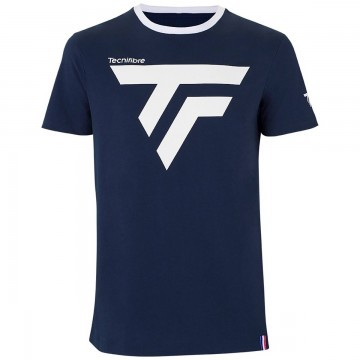 Tecnifibre Training Tee Navy / White