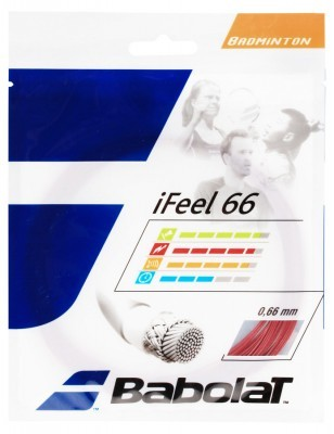 Babolat Naciąg 10,2m IFEEL 66 0,66mm Red