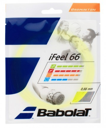 Babolat iFeel 66 Yellow - Set 10,2m