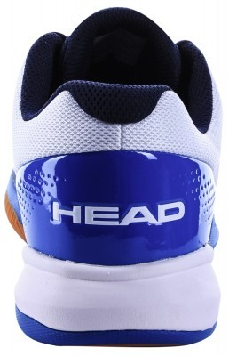 Head Grid 3.0 White Blue buty do badmintona