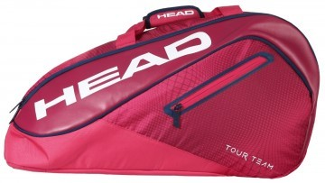 Head Tour Team 12R MonsterCombi Red Navy
