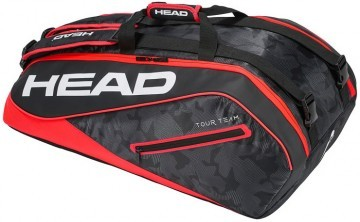 Head Tour Team 9R Supercombi Black / Red