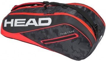 Head Tour Team 6R Supercombi Black / Red
