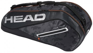 Head Tour Team 6R Supercombi Black / Silver