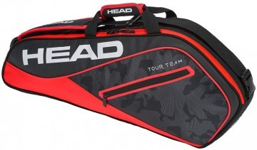 Head Tour Team Pro 3R Black / Red