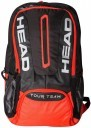 Head Tour Team Backpack Bk Rd