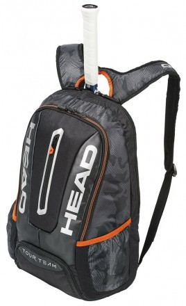 Head Tour Team Backpack Black