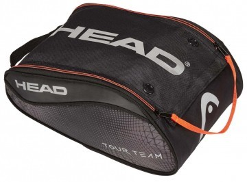 Head Tour Team Shoe Bag Black