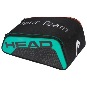 Head Tour Team Shoebag Black / Teal