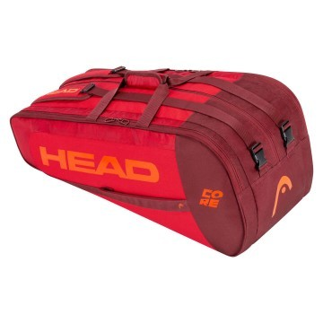 Head Core Supercombi 9R Red