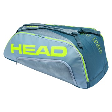 Head Tour Team Extreme Supercombi 9R Gray / Neon Yellow