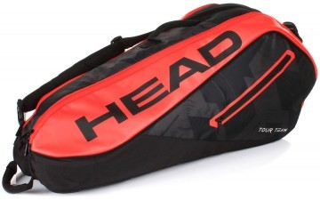 Head Tour Team 6R Combi Black / Red