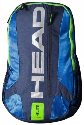 Head Elite Backpack Bl Ge