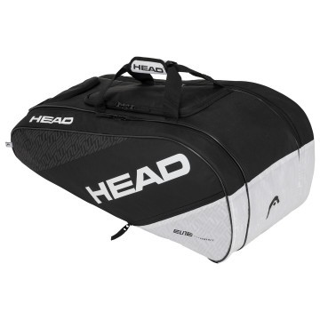 Head Elite Allcourt 8R Black / White