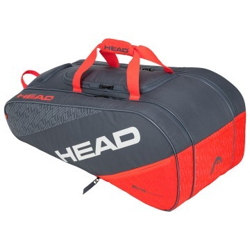 Head Elite Allcourt 8R Grey / Orange