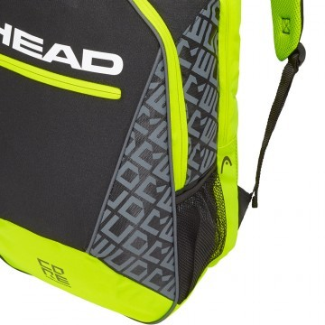 Head Core Backpack Black Navy