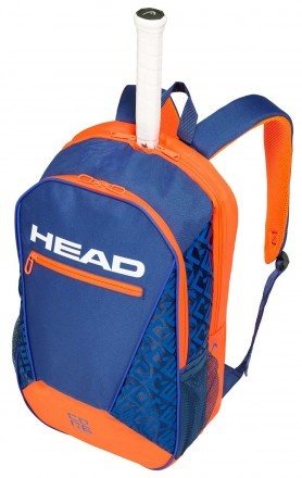 Head Core Backpack Blue Orange