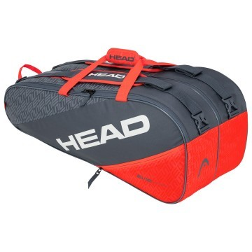 Head Elite 9R Supercombi Grey / Orange