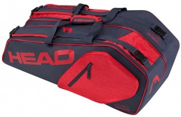 Head Core 6R Combi Navy / Red