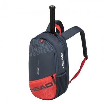 Head Elite Backpack Grey / Orange