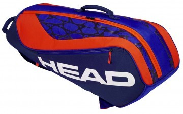 Head Junior Combi Rebel Blue Orange