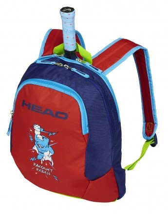 Head Kids Backpack Red Navy