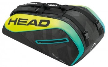 Head Extreme 9R Supercombi Black / Yellow