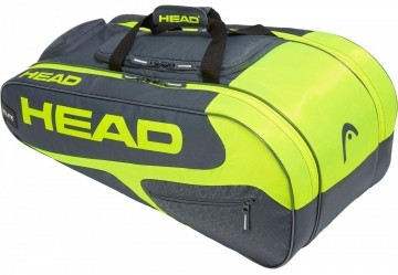 Head Elite Allcourt Grigio Lime