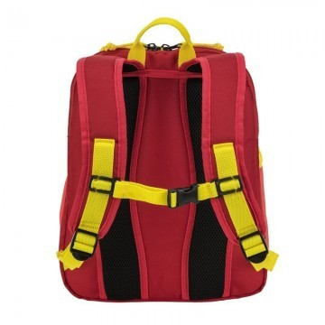 Head Kids Backpack Red / Yellow