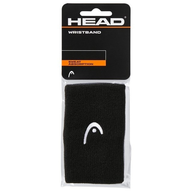 Head Wristband 5'' Black