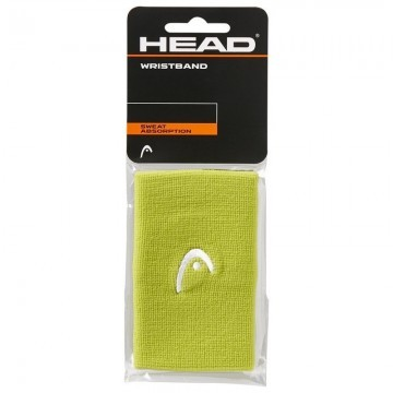 Head Wristband 5'' Lime - 2 szt.
