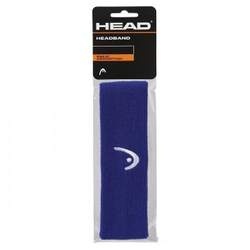 Head Headband Blue