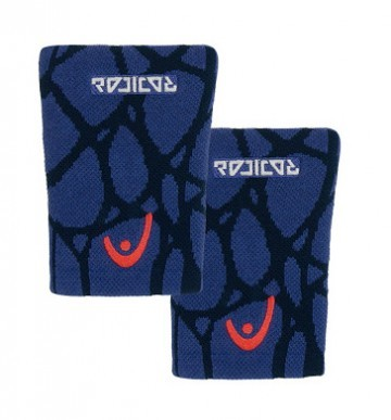 Head Radical Wristband 5'' Navy Blue