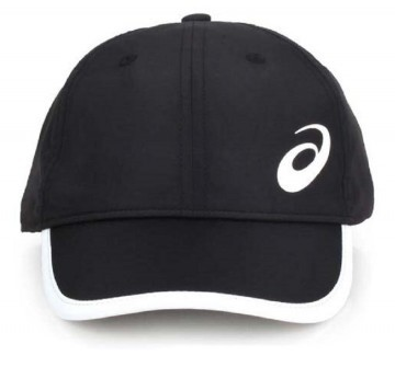 Asics Performance Cap Perf Black White