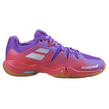 Babolat Shadow Spirit Purple / Red