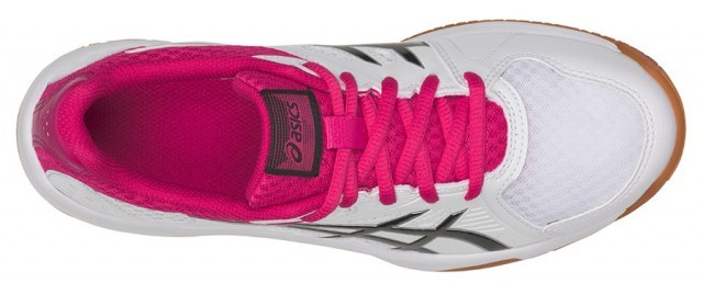 Asics Upcourt 3 White / Pixel Pink