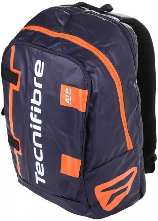 Tecnfibre Rackpack Backpack 2R Purple / Orange