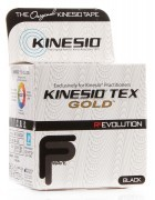 Kinesio Tex Gold Tape 5x5 Black