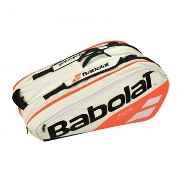 Babolat Thermobag R12 Pure White / Red