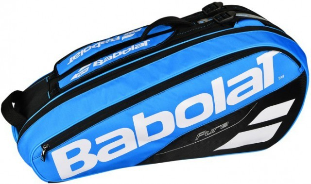 Babolat Thermobag Pure Drive 6R Blue / Black