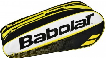 Babolat Racket Holder 6R Club Yellow