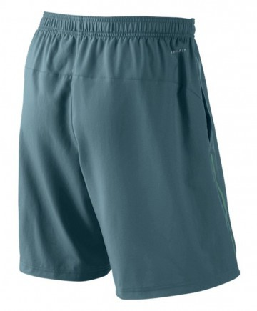 Nike Power 9in Woven Short Turquoise