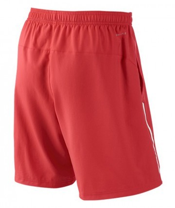 Nike Power 9in Woven Short Red