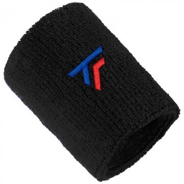 Tecnifibre Wristband XL Black
