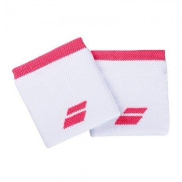 Babolat Wristband White / Red