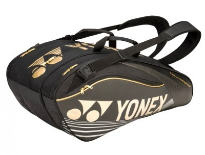 Yonex Pro Tacket Bag Black torba do badmintona