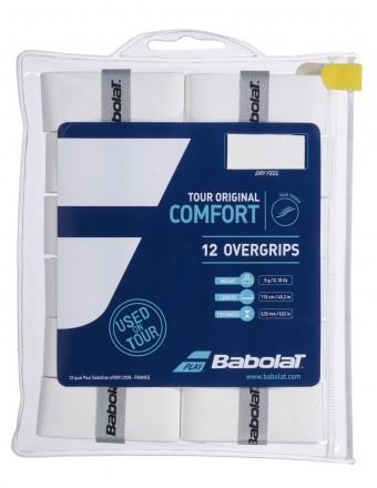 Babolat Tour Original White x12