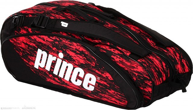 Prince Team 6 Pack Red